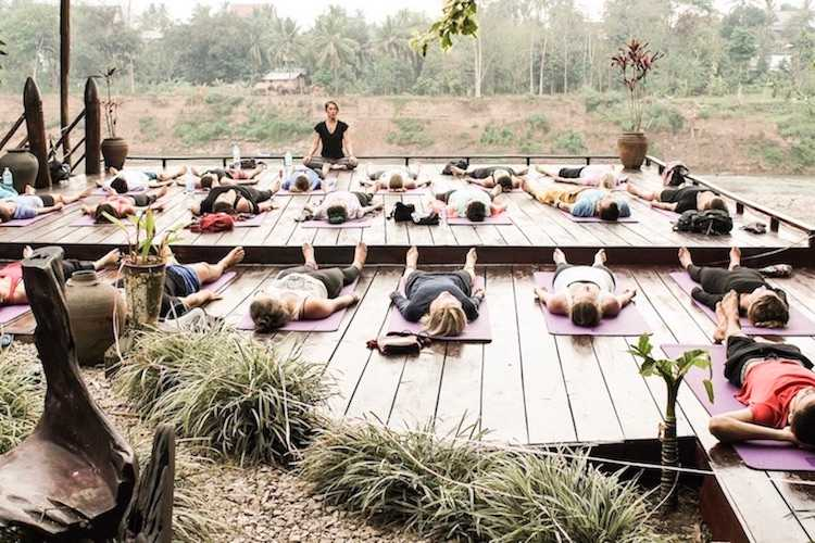 Visiting local Yoga Classes while traveling