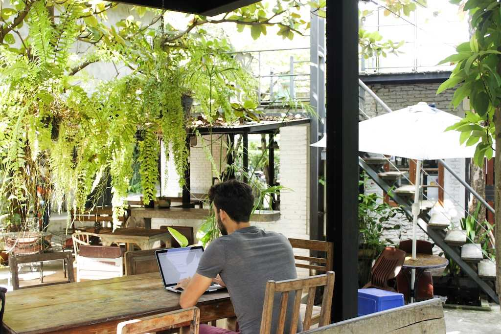Great coffee places in Chiang Mai